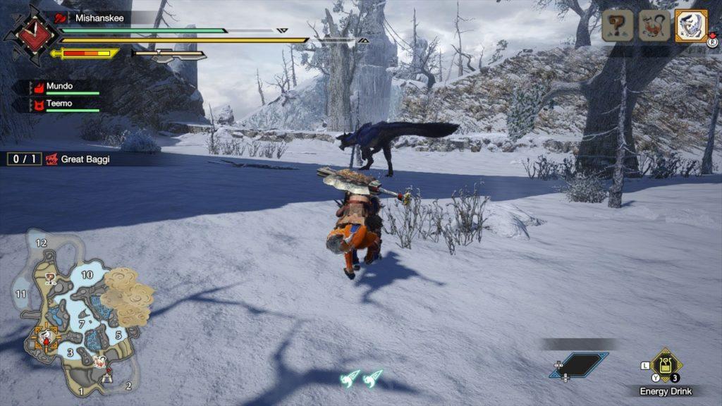 Обзор: Monster Hunter Rise - Когда меч больше экрана 16