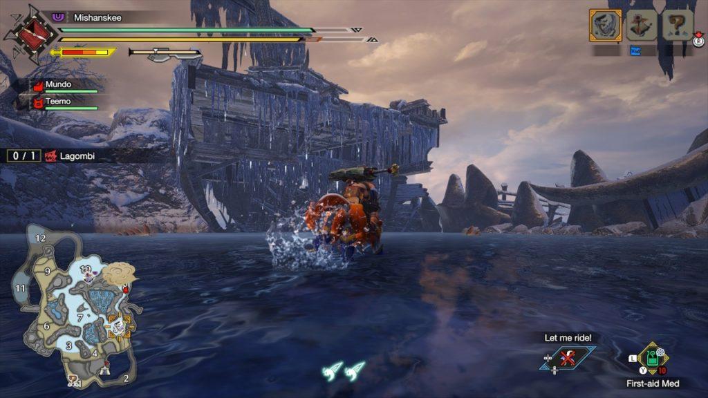 Обзор: Monster Hunter Rise - Когда меч больше экрана 11