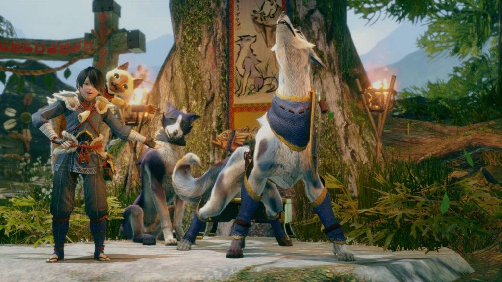 Обзор: Monster Hunter Rise - Когда меч больше экрана 10