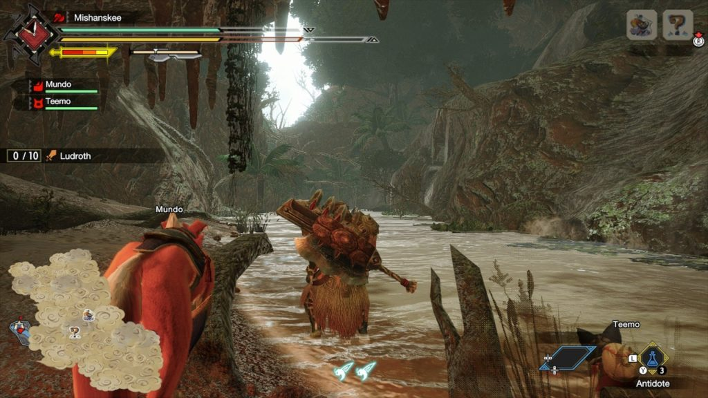 Обзор: Monster Hunter Rise - Когда меч больше экрана 12