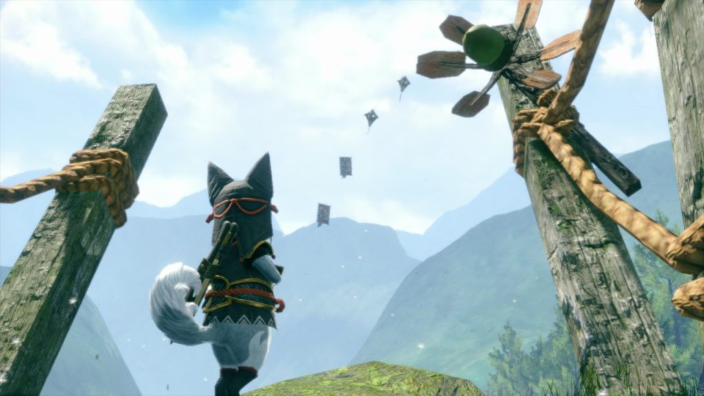 Обзор: Monster Hunter Rise - Когда меч больше экрана 1