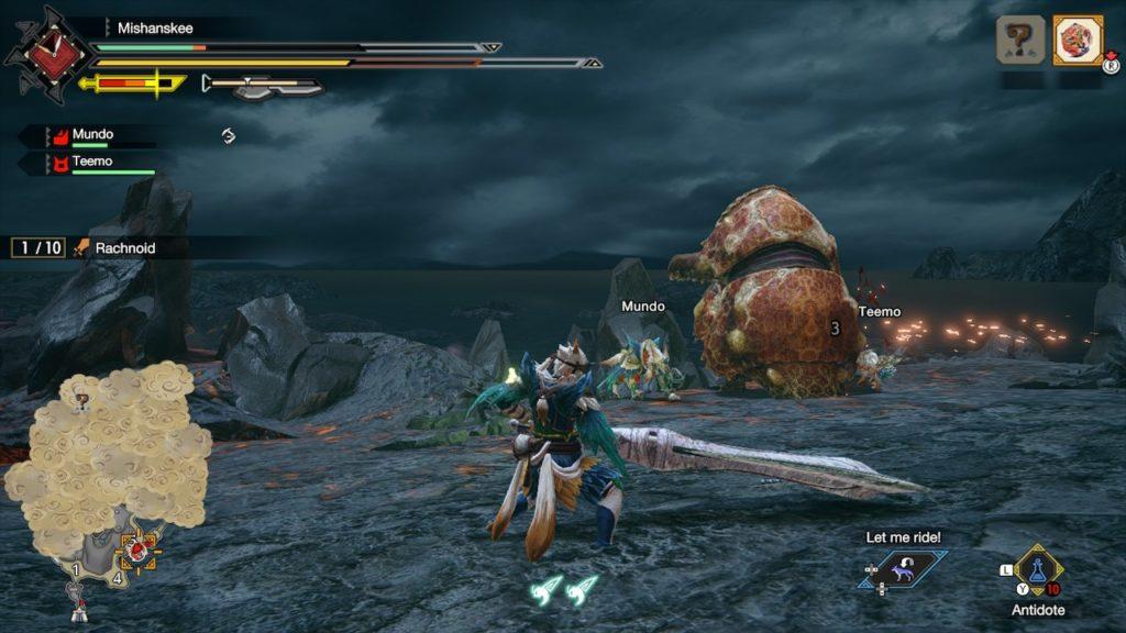 Обзор: Monster Hunter Rise - Когда меч больше экрана 2