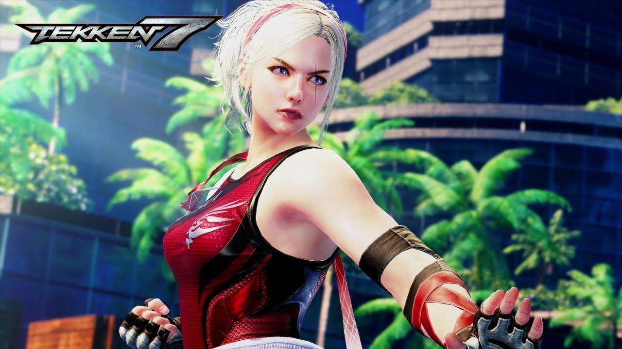 Tekken 7 – Лидия и арена Island Paradise станут доступны уже завтра 2