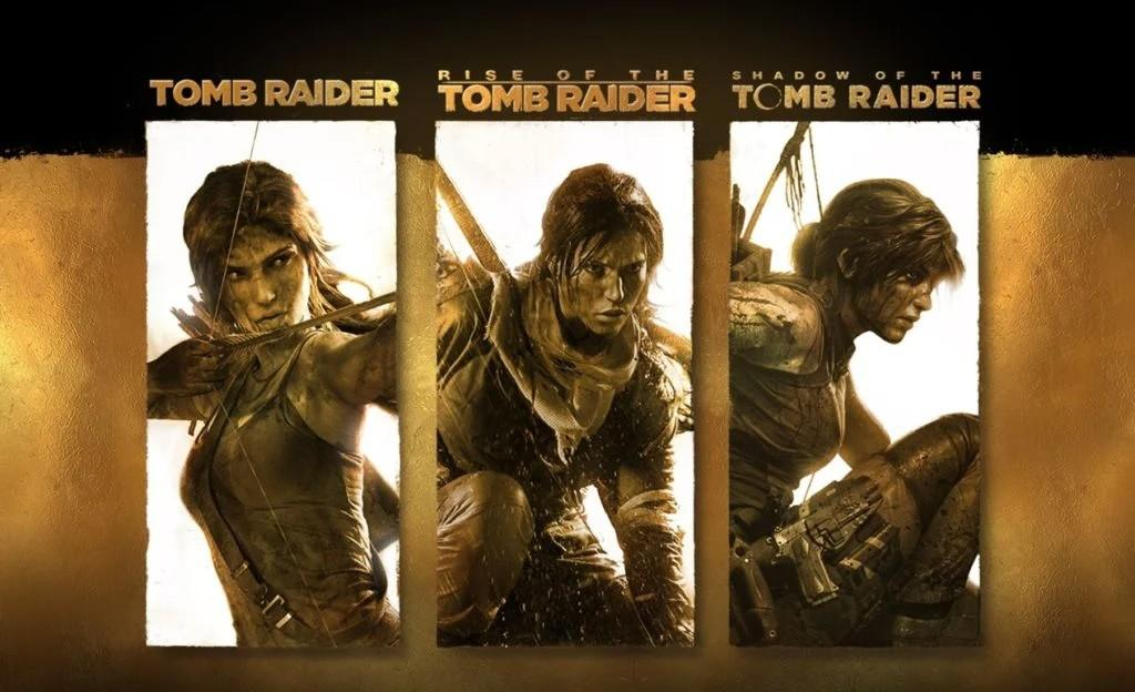 Tomb Raider: Definitive Survivor Trilogy появилась в магазинах Sony и Microsoft 2