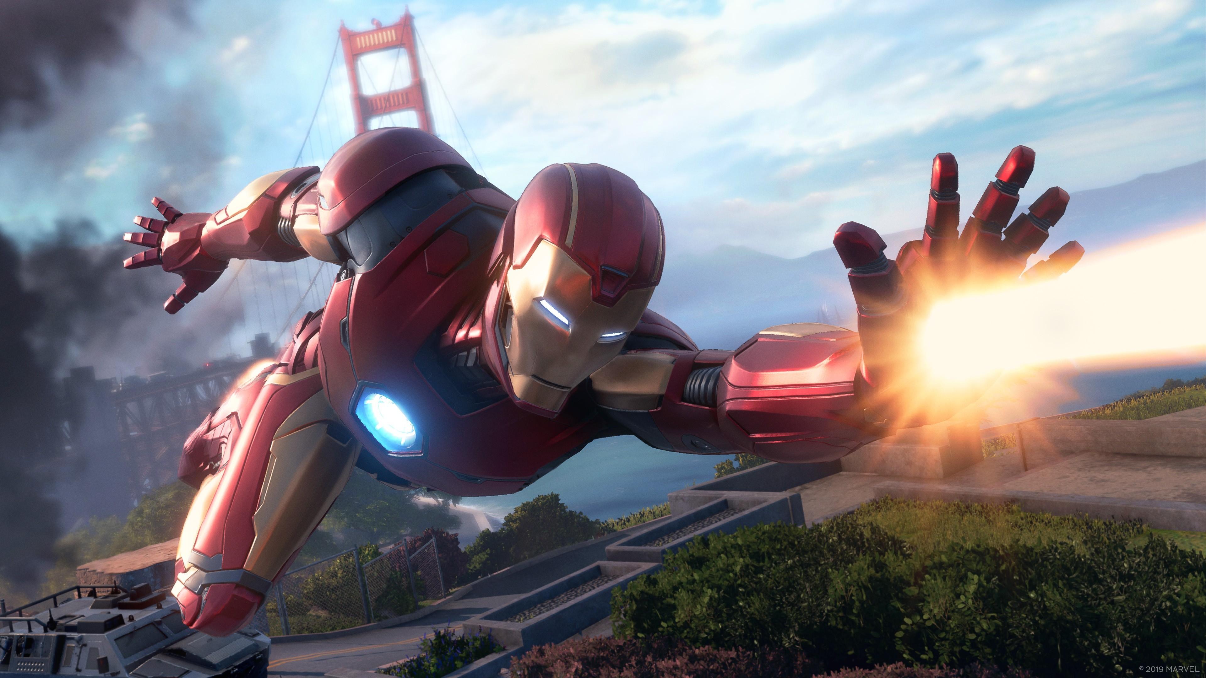 Crystal Dynamics верит в Marvel's Avengers и продолжит поддерживать игру 2