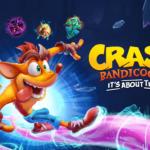 Crash Bandicoot 4: Это Вопрос Времени выходит на PlayStation 5, Xbox Series X|S и Nintendo Switch 4