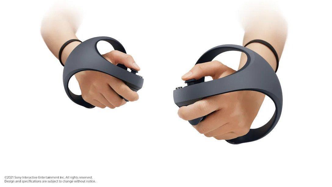 Sony представила контроллеры VR следующего поколения 3
