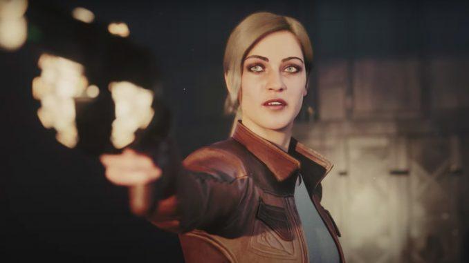 The Outer Worlds - вступительный ролик дополнения Murder on Eridanos 2