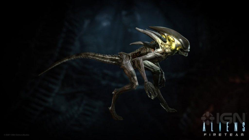 Подрывник, бегун и многие другие - виды ксеноморфов в Aliens: Fireteam 6