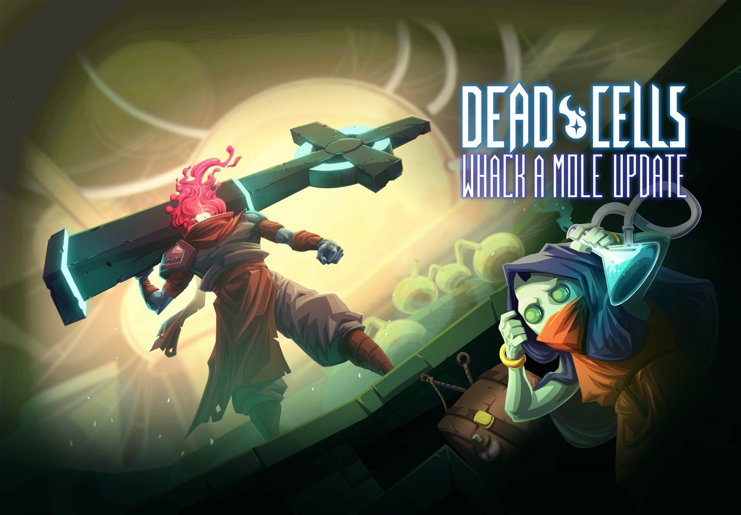 «Whack-a-Mole» - подробности следующего крупного обновления для Dead Cells 2