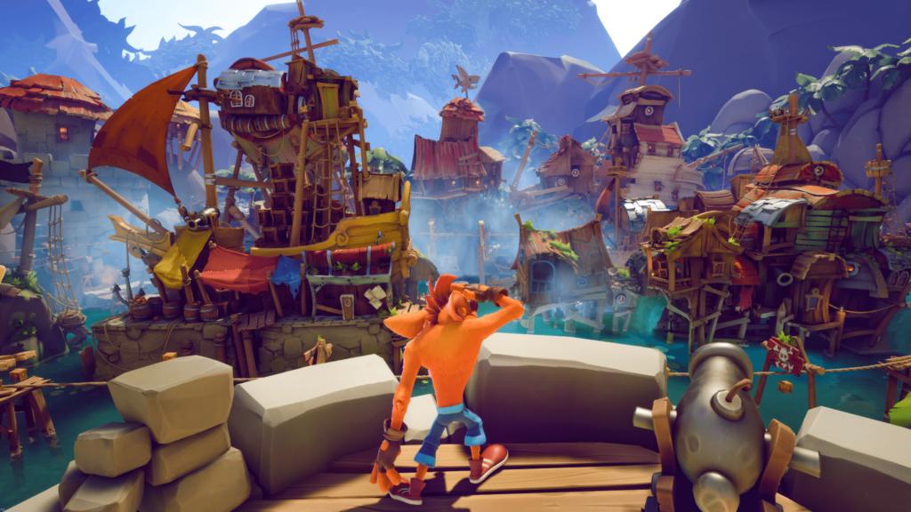Crash Bandicoot 4: Это Вопрос Времени выходит на PlayStation 5, Xbox Series X|S и Nintendo Switch 2
