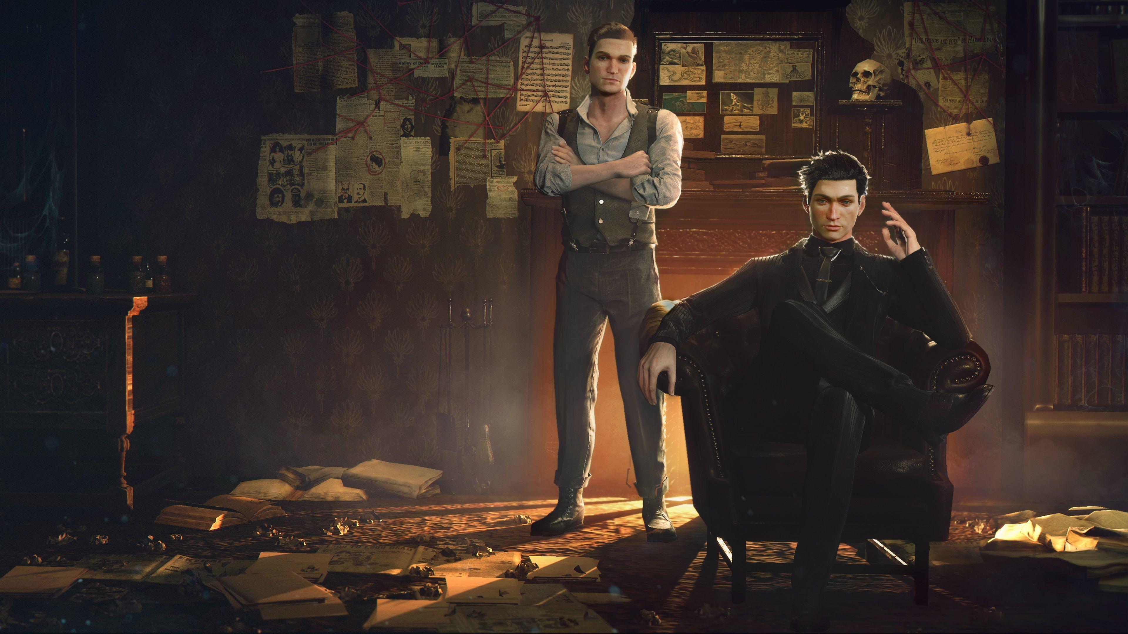 Молодой Шерлок, кулачные бои и перестрелки - свежий трейлер Sherlock Holmes: Chapter One 2