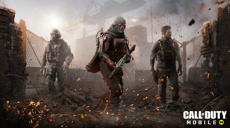 """В Call of Duty: Mobile стартовал второй сезон - """"Возмездие"""" 6"""