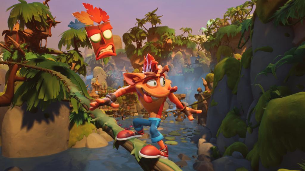 Crash Bandicoot 4: Это Вопрос Времени выходит на PlayStation 5, Xbox Series X|S и Nintendo Switch 1