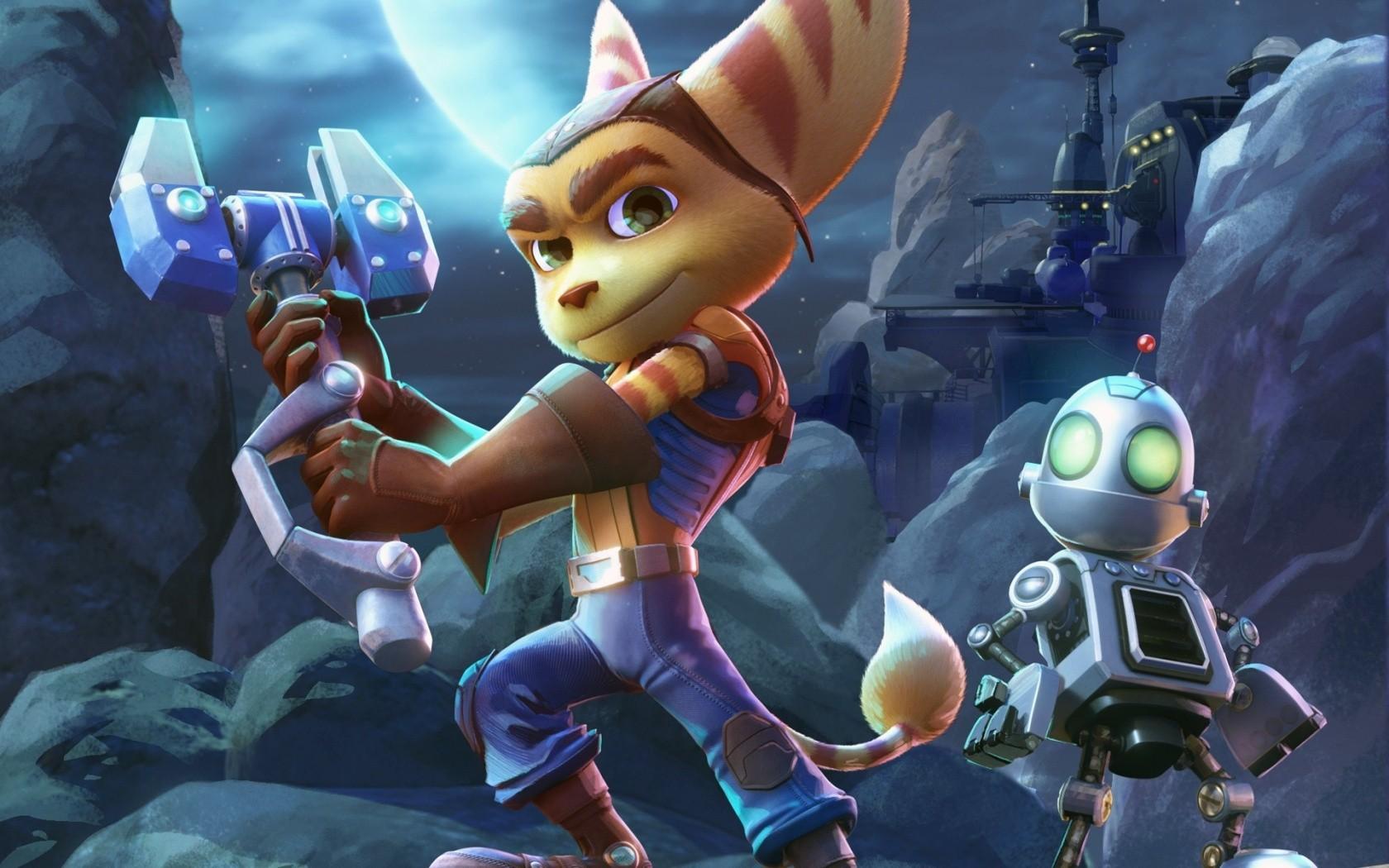 Сюрприз от Insomniac Games - приключение Ratchet & Clank получило обновление для PS5 2