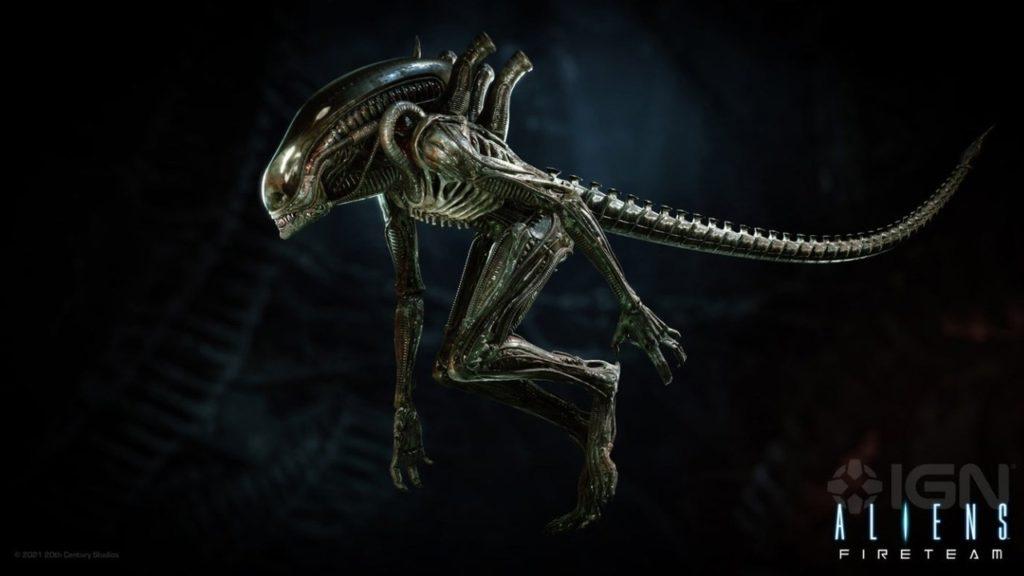 Подрывник, бегун и многие другие - виды ксеноморфов в Aliens: Fireteam 2