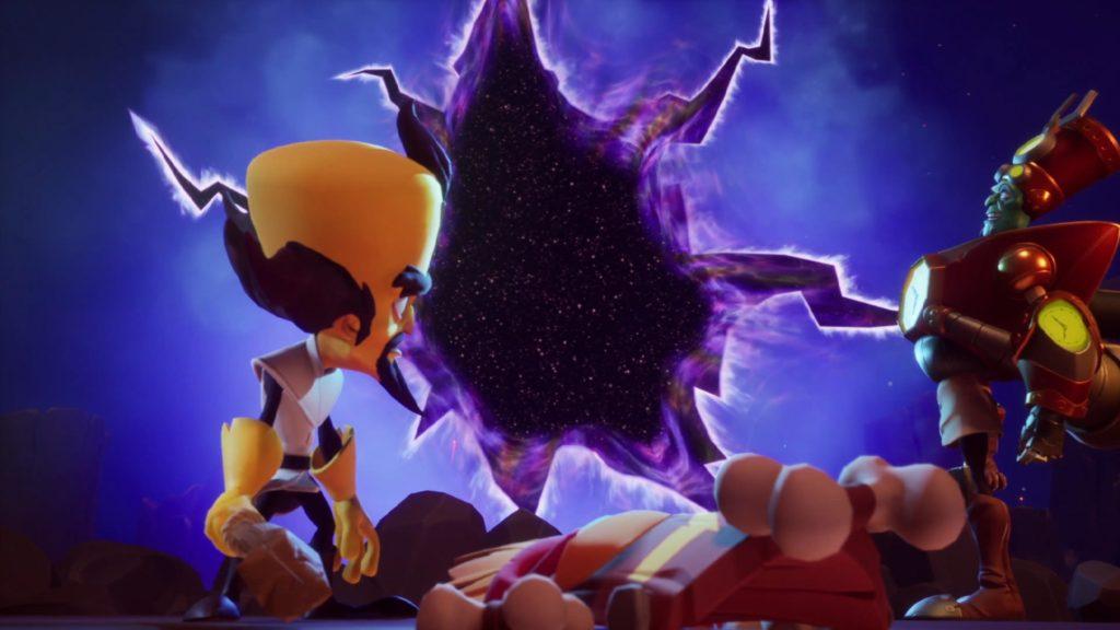 Обзор: Crash Bandicoot 4: It's About Time - Новые миры, новые горизонты 3