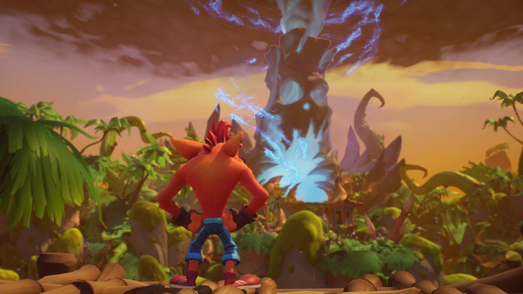 Обзор: Crash Bandicoot 4: It's About Time - Новые миры, новые горизонты 1