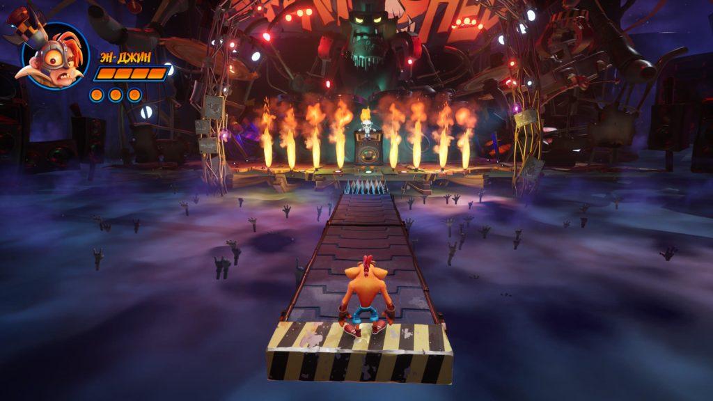 Обзор: Crash Bandicoot 4: It's About Time - Новые миры, новые горизонты 23