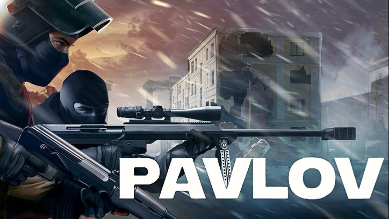 Pavlov VR - первый анонсированный проект для новой гарнитуры PSVR 2