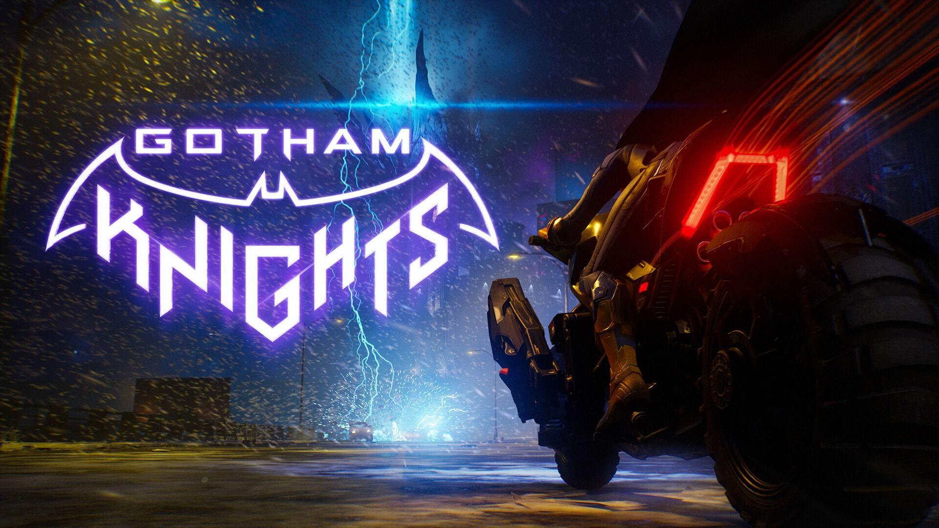Ролевой экшен Gotham Knights перенесли на 2022 год 2