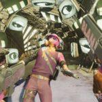 Яркие краски и противники в масках - свежие скриншоты и арты Deathloop 20