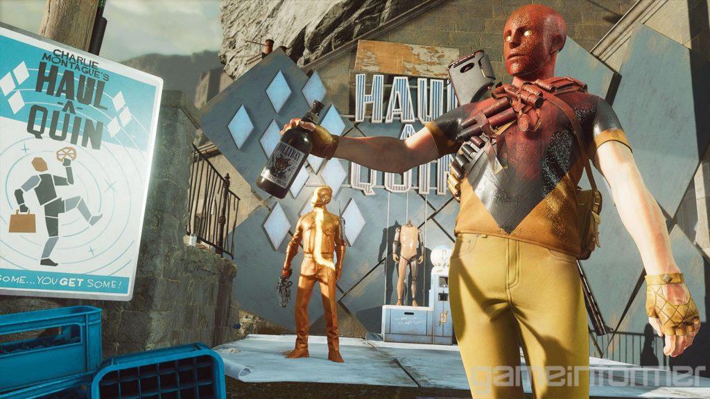 Яркие краски и противники в масках - свежие скриншоты и арты Deathloop 8