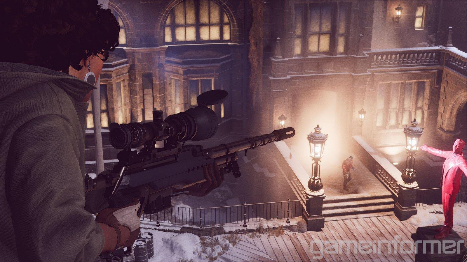 Game Informer опубликовали геймплейный ролик Deathloop с демонстрацией арсенала 2
