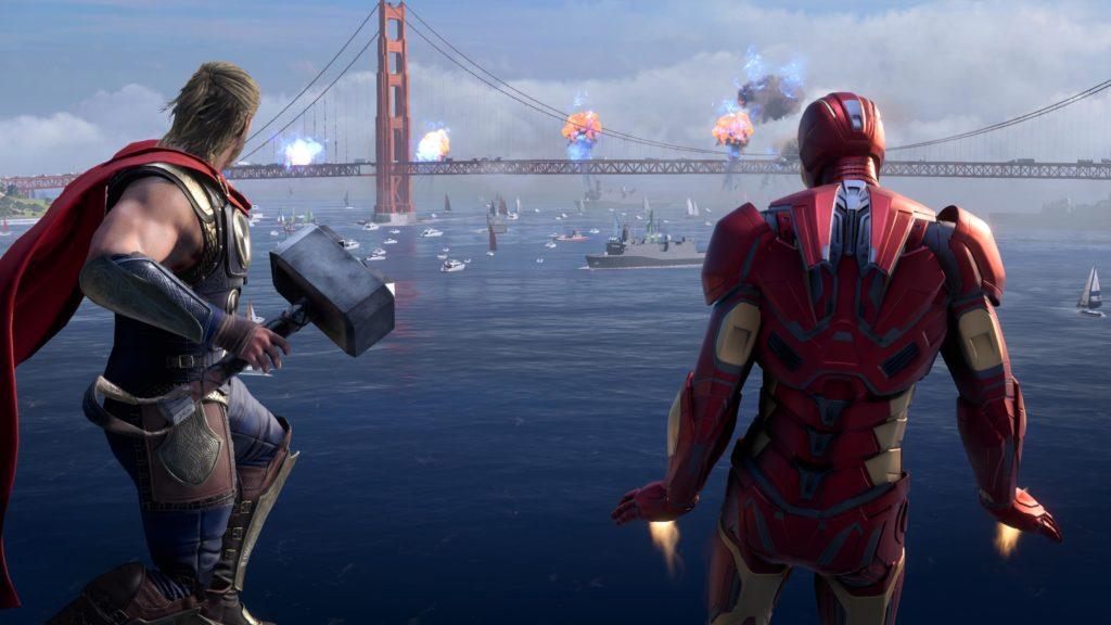 Обзор: Marvel's Avengers - Эра некстген сервиса 5