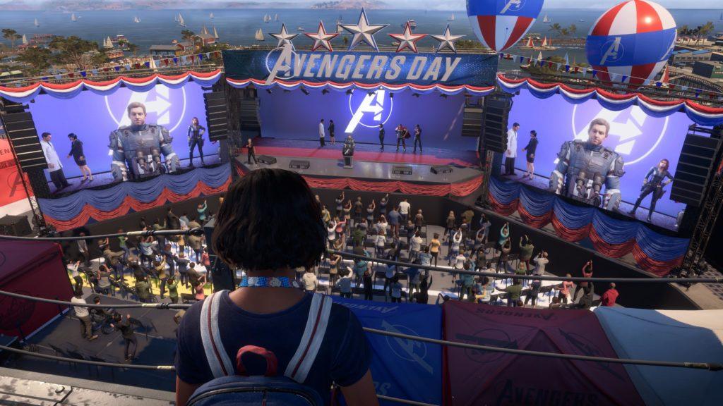 Обзор: Marvel's Avengers - Эра некстген сервиса 4