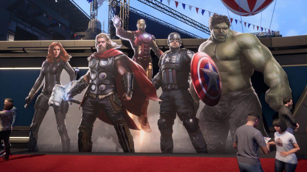 Обзор: Marvel's Avengers - Эра некстген сервиса 1