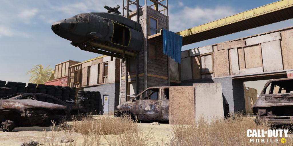 """В Call of Duty: Mobile стартовал второй сезон - """"Возмездие"""" 3"""