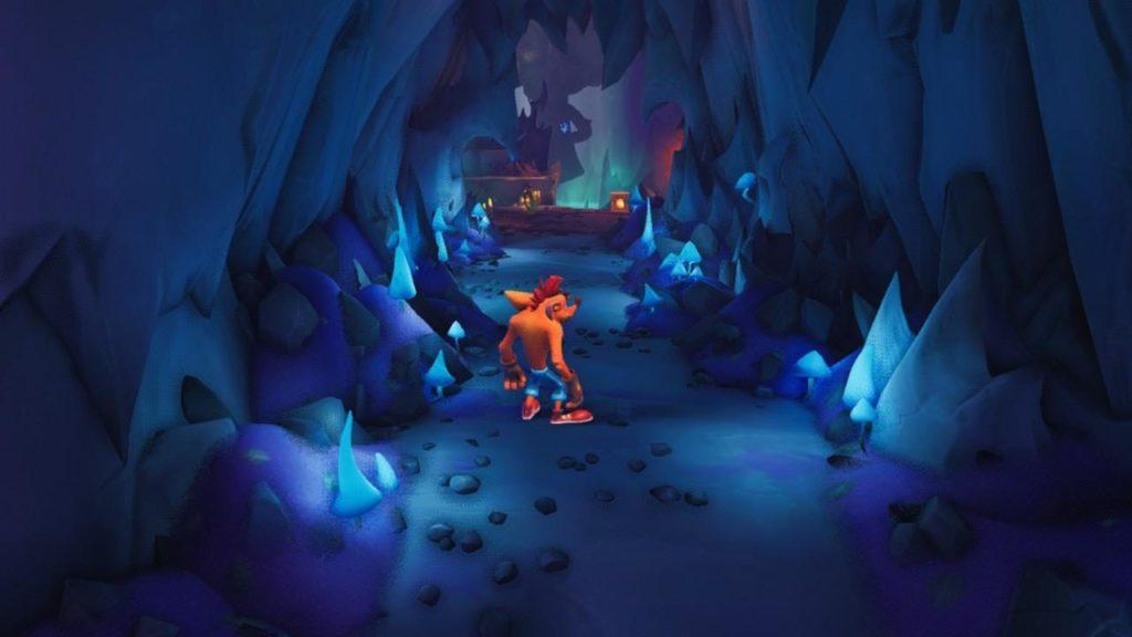 Первые скриншоты Crash Bandicoot 4: It's About Time с Nintendo Switch 8
