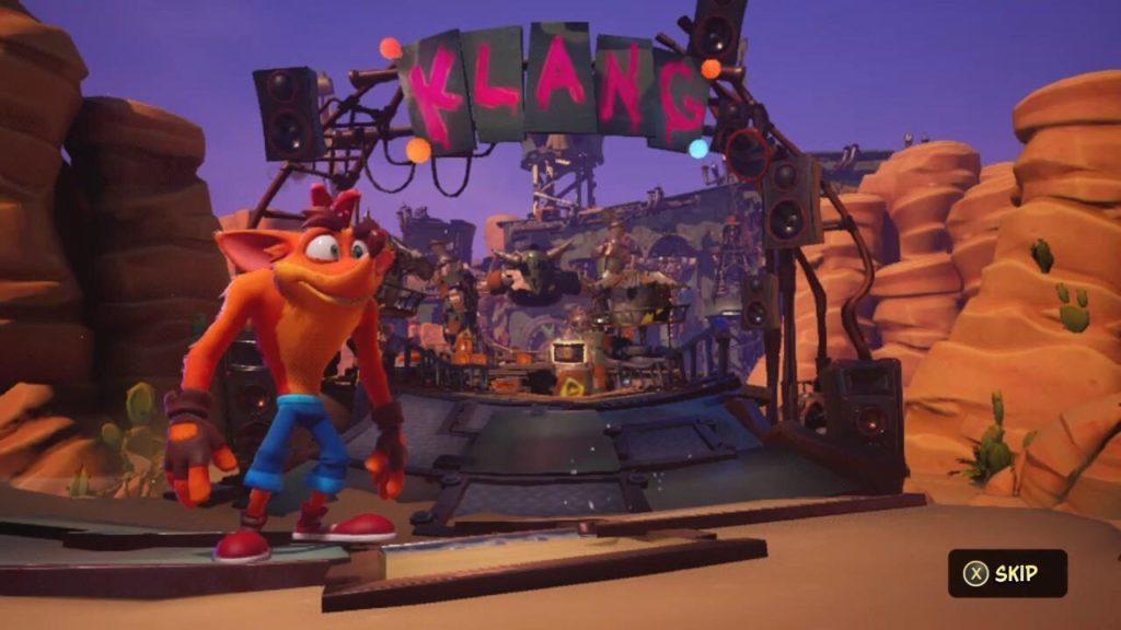 Первые скриншоты Crash Bandicoot 4: It's About Time с Nintendo Switch 5