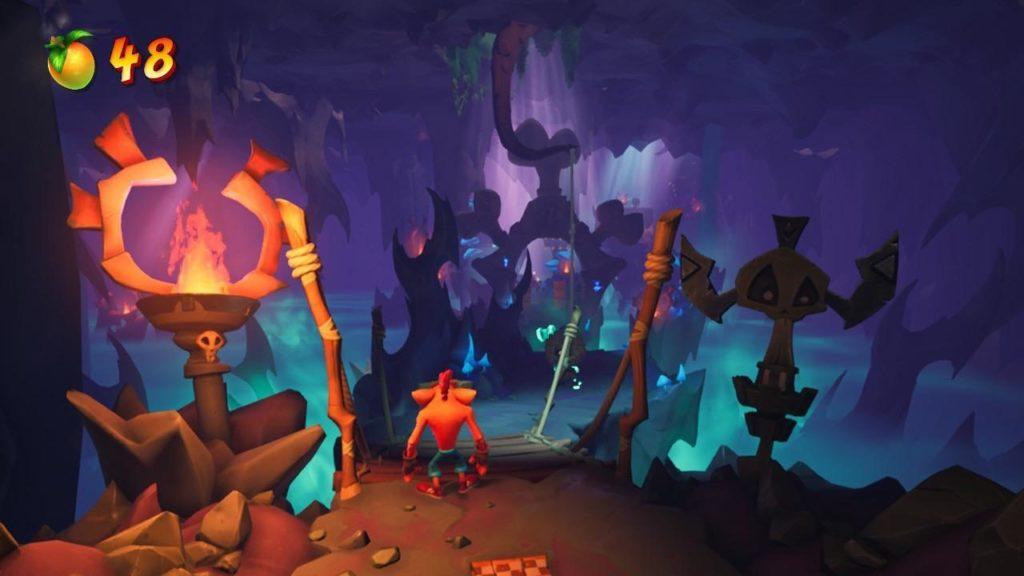 Первые скриншоты Crash Bandicoot 4: It's About Time с Nintendo Switch 7