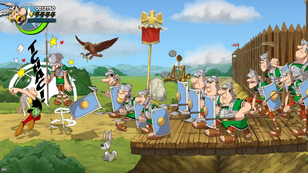 Издательство Microids анонсировали битэмап Asterix & Obelix: Slap them All! 4