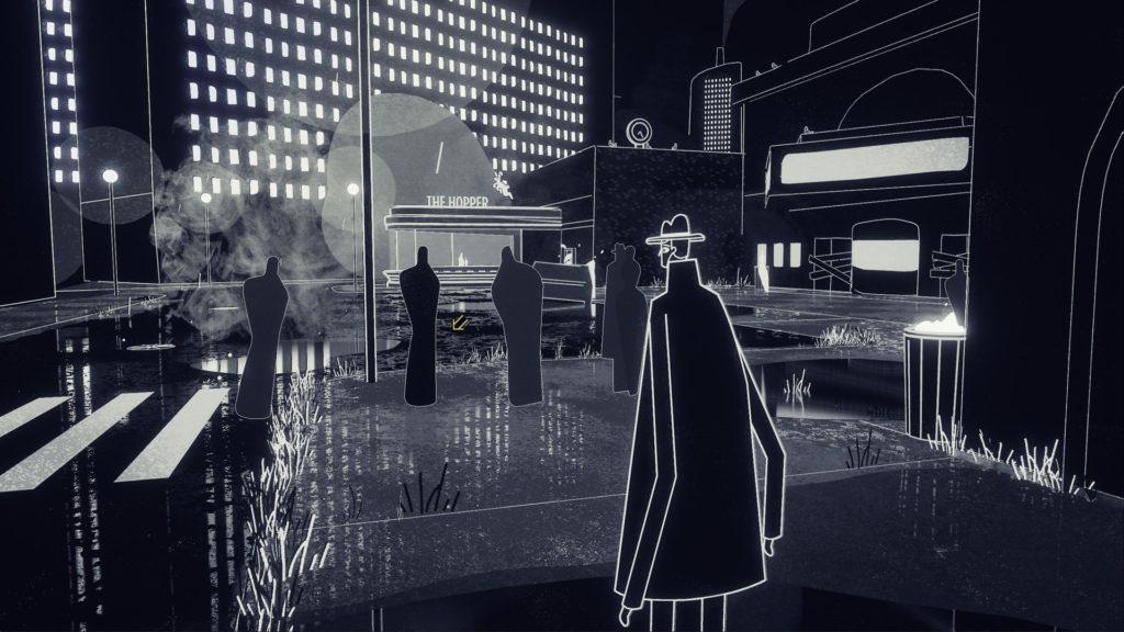 Мрачное приключение Genesis Noir в марте выйдет на консолях 5