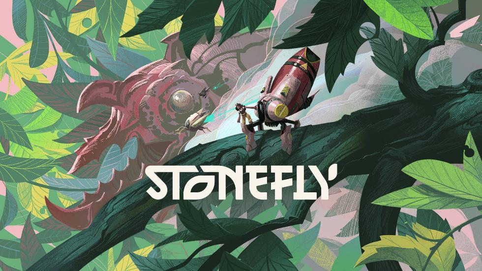 Мехи против насекомых - стала известна дата релиза экшена Stonefly 6