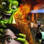 Первый геймплей Stubbs the Zombie in Rebel Without a Pulse c Nintendo Switch 1