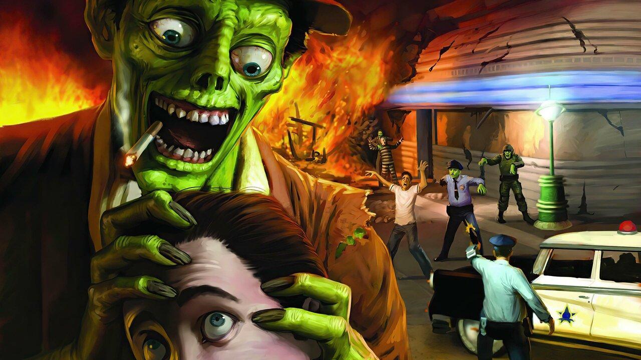 Первый геймплей Stubbs the Zombie in Rebel Without a Pulse c Nintendo Switch 2