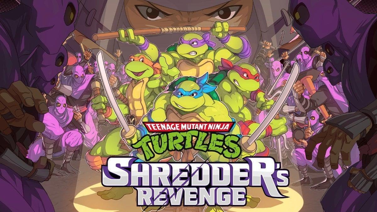 Черепашки из 80-х возвращаются: анонсирована новая игра Teenage Mutant Ninja Turtles: Shredder's Revenge 2