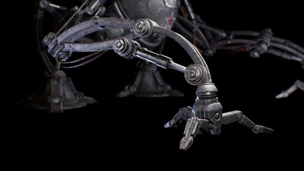 """Главный герой П-3 и робот """"Беляш"""" - в сеть слили пак скриншотов из Atomic Heart 4"""