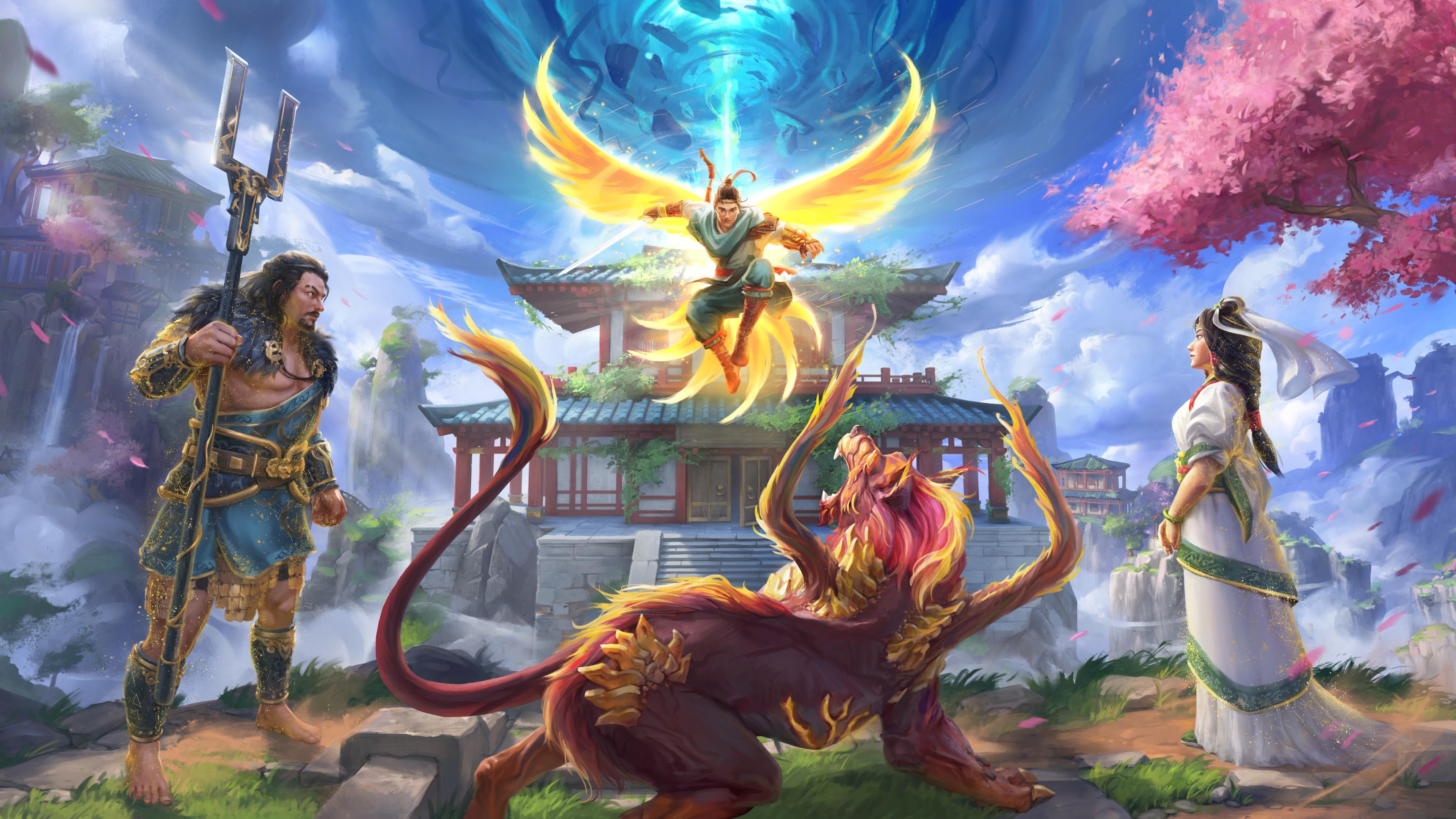 Релизный трейлер второго DLC для Immortals Fenyx Rising 2