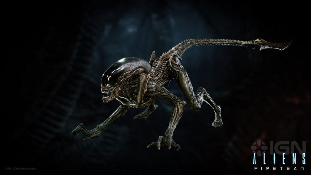 Подрывник, бегун и многие другие - виды ксеноморфов в Aliens: Fireteam 5