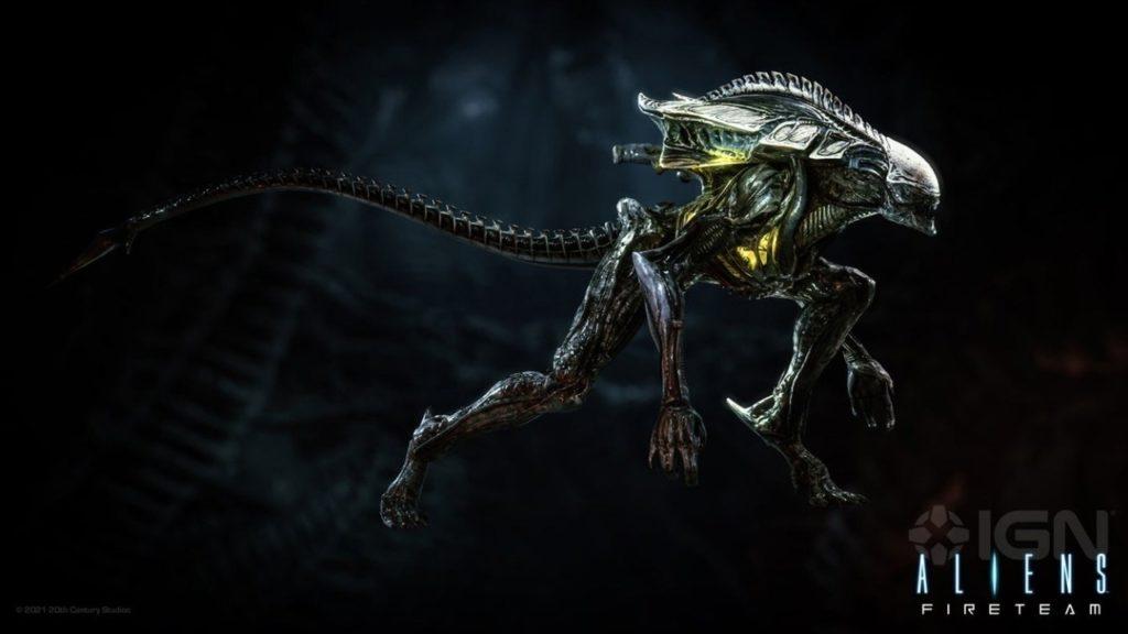 Подрывник, бегун и многие другие - виды ксеноморфов в Aliens: Fireteam 3