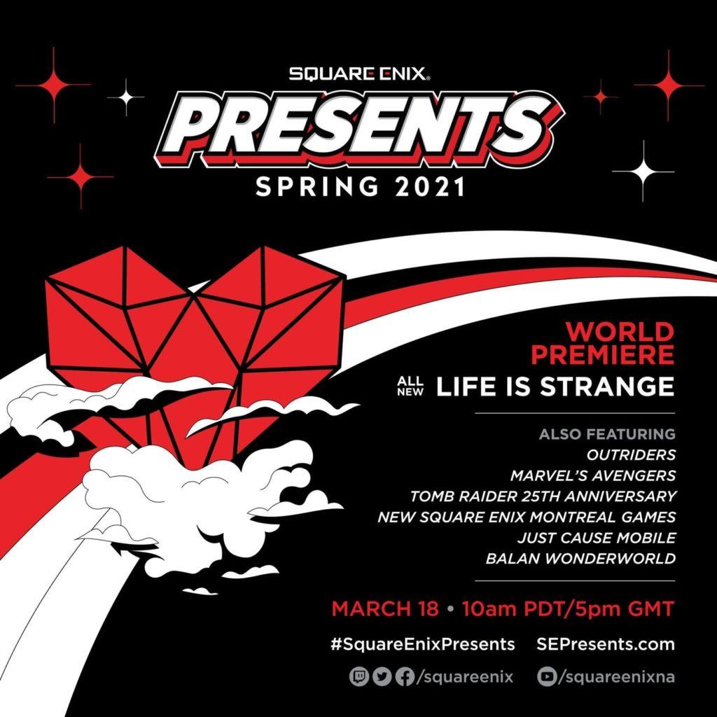 Презентация Square Enix Presents пройдет 18 марта 1