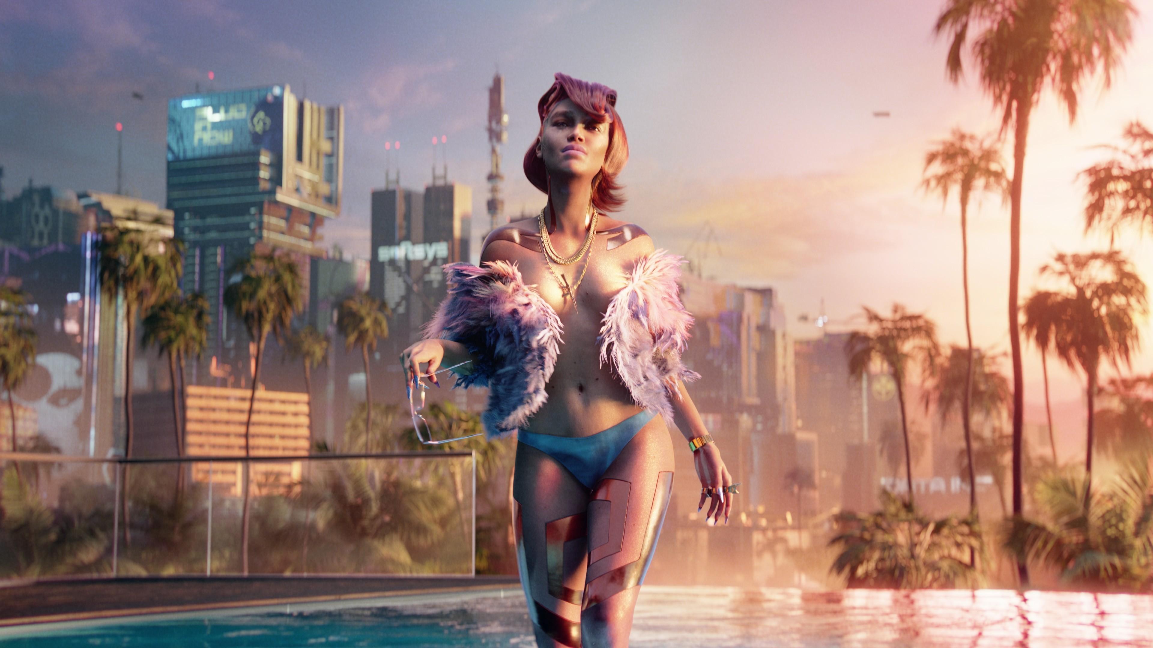 CDPR выпустили обновление 1.22 для Cyberpunk 2077 2