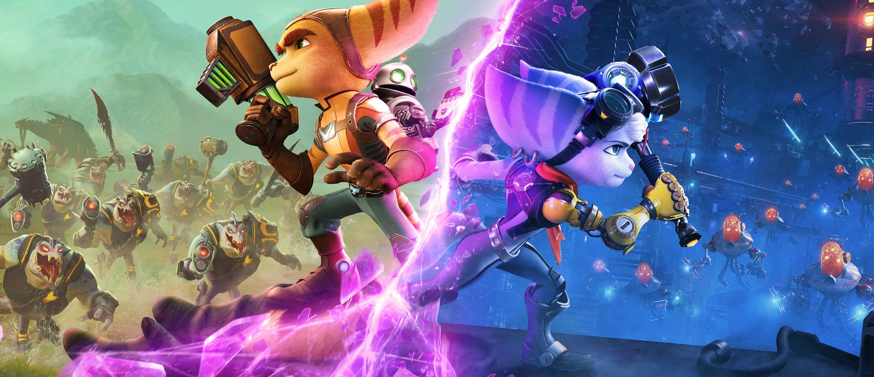 Разработчики из Insomniac считают Ratchet & Clank: Rift Apart «самой красивой видеоигрой на свете» 2