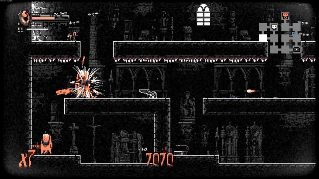 Необычный рогалик Nongunz: Doppelganger Edition обзавёлся датой релиза на консолях 2