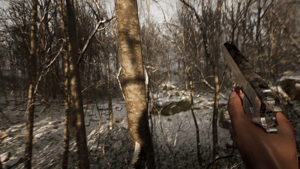 Анонс Abandoned - эксклюзивного survival-horror для PlayStation 5 1
